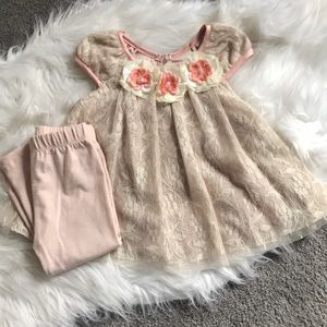 Beautiful Baby Girl Outfit